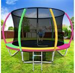 Everfit 8ft (244cm) Round Kids Trampoline $275.45 + Delivery @ Daily Plaza via Catch Marketplace