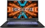 "[VIC] Gigabyte A7 X1 17.3"" Laptop with Ryzen 9 5900HX, RTX 3070P $2499 (C&C Only) @ Centre Com"