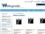 Bosch Washing Machines, Dishwashers, Dryers, Cooktops and Ovens Clearance Sale