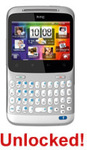 HTC Cha Cha Unlocked Mobile $75 Free Shipping - EB Games(Online Only)