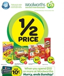 Indomie Mi Goreng Instant Fried Noodles 85g x5 Packs $1.47 at Woolworths from 7/11/12