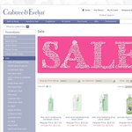 Crabtree & Evelyn Selected Product 30-60% off Flat Rate Postage $15 Australia Wide