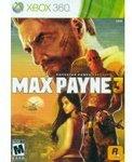Max Payne 3 XBOX & PlayStation 3 $21.71 + $4.90 Postage