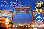 Flights and Premium Hotel Package to Beijing and Historic Xi'an - 7 Days $999
