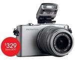 Olympus PEN EPM1 Digital Camera- $329 @Target
