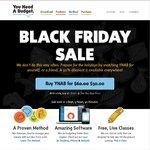 You Need A Budget (YNAB) - Budgeting Software - Black Friday Sale - US $30 - Save 50%