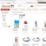 Hair Clips and Accessories up to 80% off + $9.95 Delivery (Free for Orders over $99) at Moochers