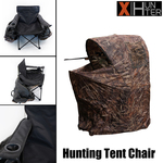 Foldable Shooting Canopy Blind Tent Chair 30% off, Now $79 Free Postage Stock in Melbourne