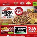 PizzaHut Large Pizza $6.95 Pickup