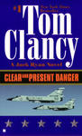 13 $0 Tom Clancy eBooks on iBooks: Clear and Present Danger, Locked on, Special Forces, etc