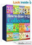 $0 eBook: How to Draw Collection (Vol 1 to 12, Over 400 Pages) by Amit Offir [Kindle]