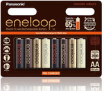 Eneloop AA/AAA Chocolat 8 Pack $14.98 Delivered @ COTD