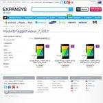 Nexus 7 2013 16GB $177.99 / 32GB $239.99 + $19 DHL Shipping @ Expansys