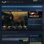 Dark Souls Prepare to Die Edition $0.19 USD on Steam