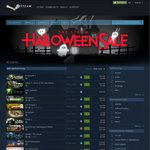 Steam: Halloween Sale (Hudndreds of Games Discounted, Especially Horror Themed Titles)