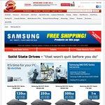 Samsung SSD 840 EVO 120GB $75, 250GB $129, 500GB $249 Free Shipping @ Shopping Express