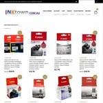 $20 off Orders above $60 - Genuine Canon, HP, Epson Ink @ InkTown.com.au