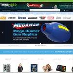 ThinkGeek 30% off Orders $50+ Sitewide