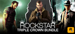 [Nuuvem] Rockstar Triple Crown Bundle $9.50~ AUD