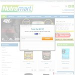 20% off and FREE shipping sitewide on www.NutraMart.com.au