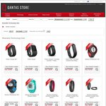 Up to 25% off Qantas Store Fitness Technology Including Fitbit and Garmin