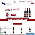 $25 off Voucher Code for JustWines.com.au