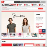 Uniqlo Free Shipping One Day Only 06/08