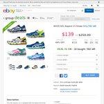 ASICS Kayano 21 $139 + Free Shipping (44% off) @ eBay Group Deal (myshoes0103)