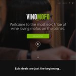 Vinomofo - Free Shipping for 48 Hours (New Users Can Combine with $100 Credit Offer)