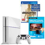 PlayStation 4 500GB (C-Chassis) + Uncharted Collection + 3 Month STAN Subscription $468 @ Target