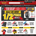 Supercheap Auto $20 off with over $99 Spend