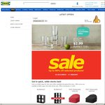 IKEA 365+ Clear Glasses $2.99 / 6 Pack 8-10 Jan (ACT, NSW, QLD, TAS, VIC)
