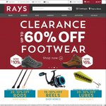 Rays Outdoors - Spend $150 and Get $30 with Coupon