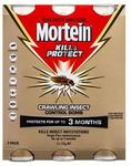Mortein Kill & Protect Control Bomb - Crawling Insect, 3 Pack $5.00 In-store @ Kmart