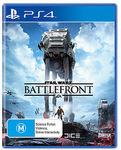 Star Wars Battlefront PS4/XB1 $47.2, Super Smash Bros 3DS $44, GTA 4 PS3/XB360 $8 + More @ Target eBay