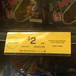 Maxibon Peanut Butter & Jam 4PK for $2 (Save $5.99) @ Woolworths Prahran VIC