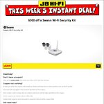 Swann Wi-Fi Security Kit $399 + Delivery @ JB Hi-Fi (Instant Deals Subscription Required)