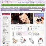 70% off All Silver Jewellery at SilverJoy.com.au
