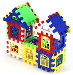 DIY House Construction Building Block Set USD $1.99 (~AUD$2.79) Delivered @ Everbuying