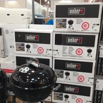 Weber 57cm One Touch Silver Charcoal Grill $189.99 @ Costco (Membership Required)