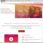 Telstra BYO M Plan $50/mo 5GB Data - Plus Existing Contract Break Fees Waived