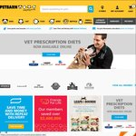 Petbarn 25% off - Online with Free Shipping