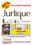 30% off ALL JURLIQUE Products! Sydney City Only