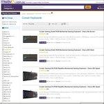 Corsair Mechanical Keyboards $10- $30 off at Mwave