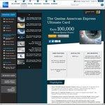 American Express Qantas Ultimate Card - 100,000 Bonus Qantas Points, Complimentary Domestic Flight ($450 Annual Fee)