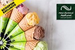 $1 New Zealand Natural Ice Cream Coupon (Pay in Store) with Scoopon [NSW]