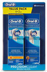 Oral-B Precision Clean Toothbrush Heads 8pk for $39.99 @ ALDI from 7th Dec