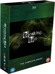 Breaking Bad Complete Series Blu-Ray £28/~ $45 AUD Delivered @ Zavvi UK