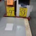 PVC Chair Mat $9.90 (Was $29.90) / PVC Interlocking 50cm Square Tiles $3 (Was $7.90) @ Bunnings Seven Hills NSW