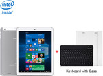 Teclast X98 Plus II Android & Win10 4GB/64GB Tablet w/ Keyboard & Case $169.99 US, A95X A1 4K TV Box $27.99 US @ GeekBuying
